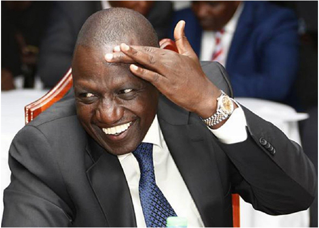 HAS THE DEPUTY PRESIDENT WILLIAM RUTO GONE ROGUE?