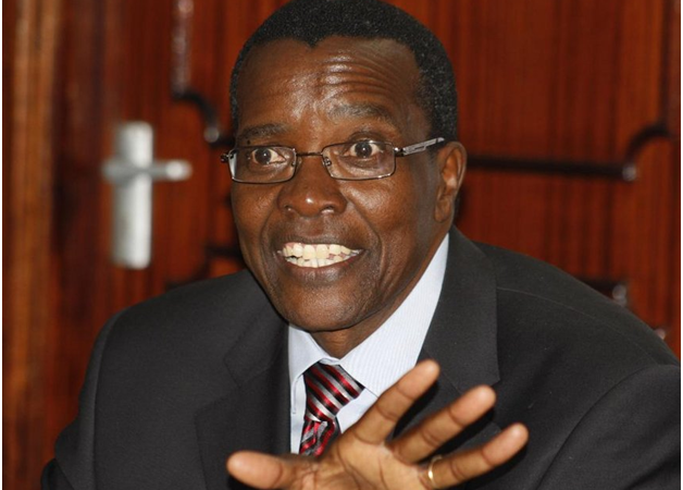 MARAGA HAS SAID THAT CHILDREN OF THE CORRUPT IN KENYA ARE DRUG ADDICTS AND PROSTITUTES.