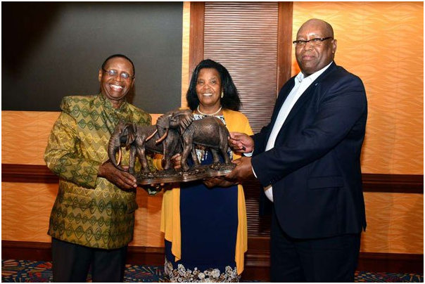 Nation Media Group bids farewell to Olive Mugenda SATURDAY MARCH 2 2019