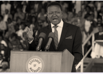 SCRAP POST OF WOMEN REP, INSTALL CCTV IN POLLING STATIONS-Governor Mutua