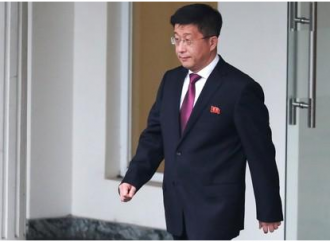 North Korea executes envoy in a purge after failed U.S. summit: media