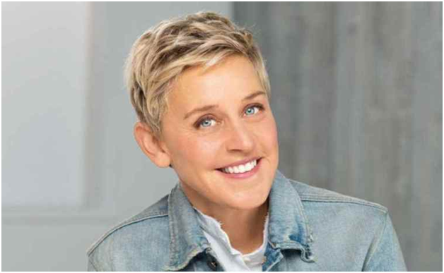 ELLEN SHOW COULD JUST BE A DUMMY REPRODUCTION