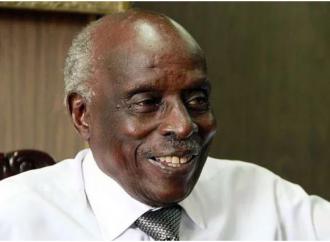 Jeremiah Kiereini Dead at 90