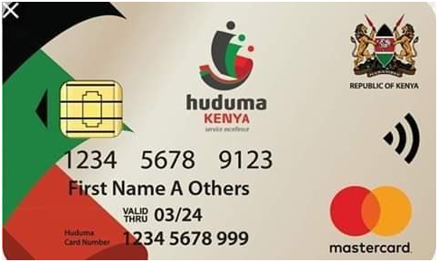 HUDUMA NUMBER: WE ARE NOT BOARDING!