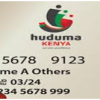 HUDUMA NUMBER IN USA FOR EMBASSY EMPLOYEES AND A FEW IDLERS LIVING NEAR THE MISSION.