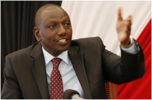 RUTO'S CANCELLED U.S.A. VISIT WAS USELESS AND NOT RELEVANT TO DIASPORA NEEDS.