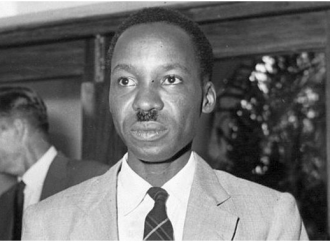 LATE PRESIDENT JULIUS NYERERE CAN TURN IN HIS GRAVE IF HE HAD A CHANCE TO SEE HOW KENYA IS TODAY.