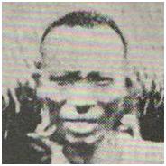 CHIEF WAIYAKI WA HINGA WAS BURIED ALIVE IN KIBWEZI