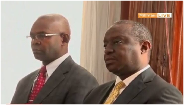 ROTICH IN A FIX AS DCI BLOCK ALL LOOPHOLES 738 MILLION TRANSFER STOPPED