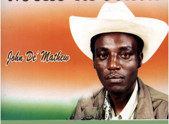 KENYA BENGA MAESTRO JOHN DE-MATHEW DIES AFTER A FATAL ROAD ACCIDENT.