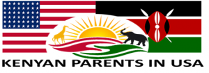 Kenyan Parents In USA